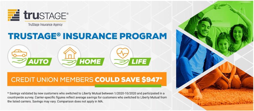 TruStage® Insurance Program - Kaiperm Credit Union