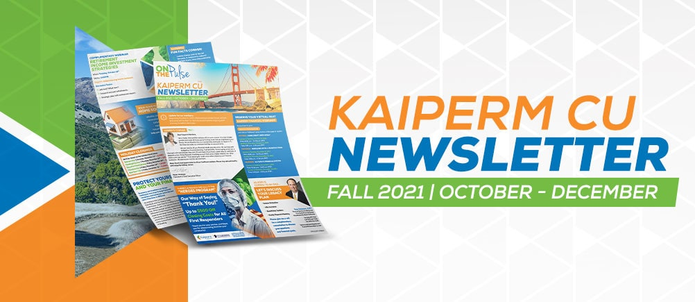 October - December - Kaiperm Newsletter